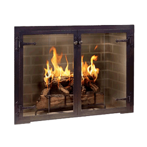 Fireplace Glass Door Installs Fireplace Services Smoke Stacks Inc