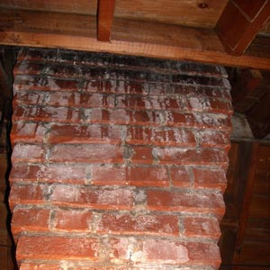 Chimney Leaking