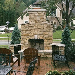 An outdoor fireplace can be a beautiful addition to your Wisconsin backyard. Smoke Stacks Inc. is an expert in building outdoor fireplaces. Call today!