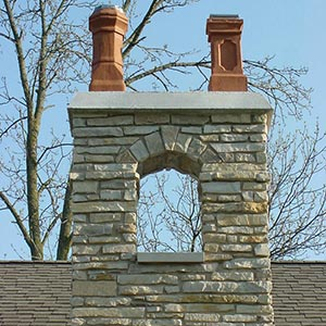 Fancy Dectorative Chimney